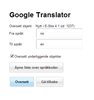Image for Google Translation Tools